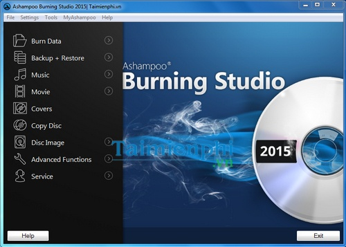 Ashampoo Burning Studio 2019