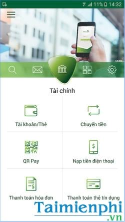 vietcombank cho android