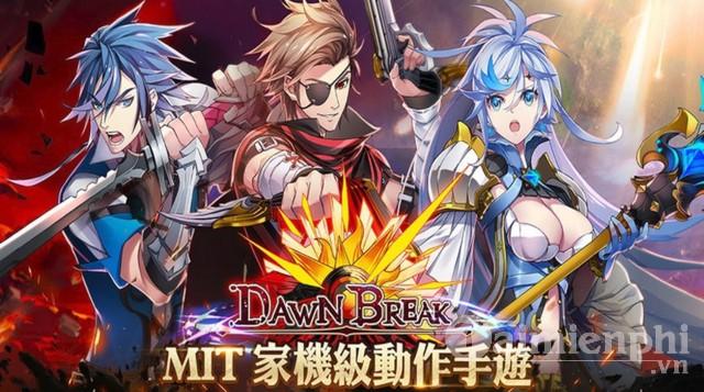 dawn break