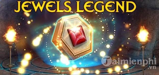 jewel legend cho ios