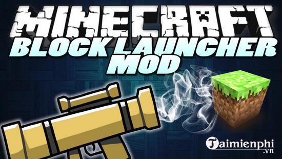 block launcher mod