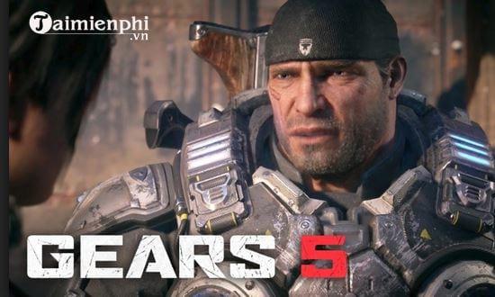 gears of war 5