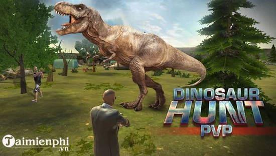 dinosaur hunt pvp