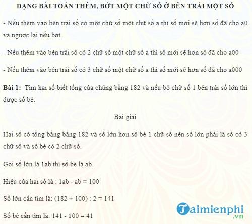 bai toan them bot mot chu so ben trai mot so