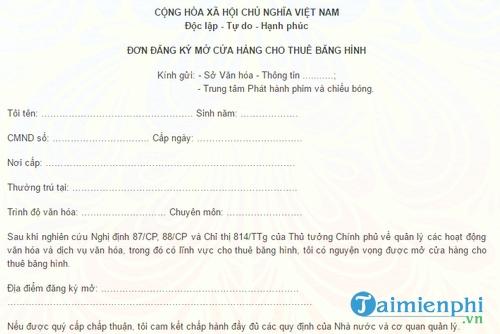 don dang ky mo cua hang cho thue bang hinh