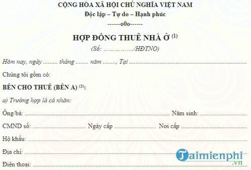 hop dong thue nha o
