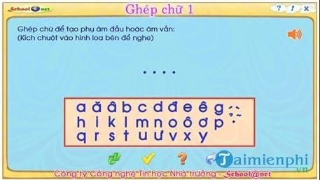 phan mem tro choi ghep chu 1