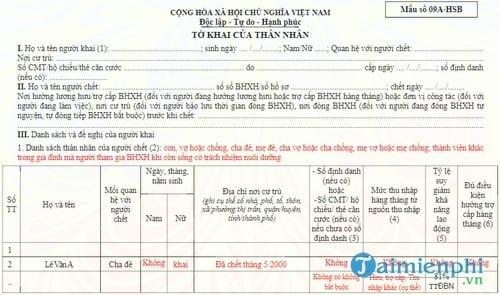 to khai cua than nhan