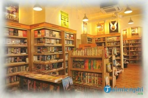 phan mem quan ly nha sach vsoftbms bookstore