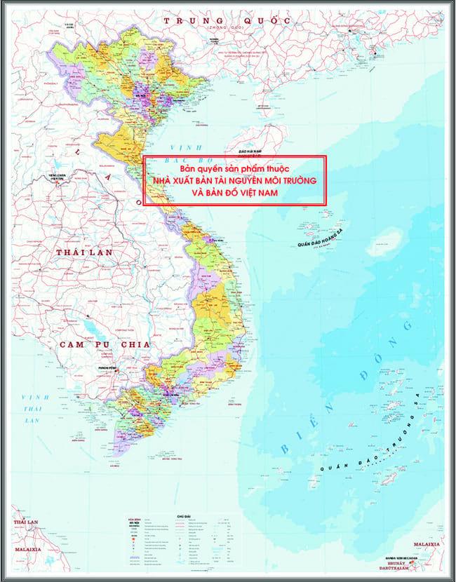 mau ban do hanh chinh nuoc cong hoa xa hoi chu nghia viet nam