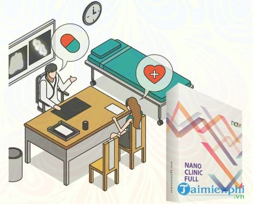 phan mem quan ly phong kham nano clinic full
