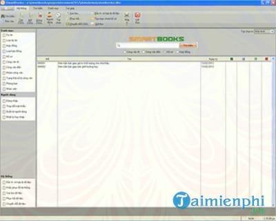 phan mem quan ly van ban du an smartbooks project document 2013