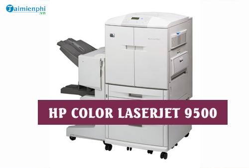 driver hp color laserjet 9500