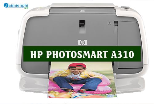 driver hp photosmart a310