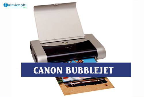 driver canon bubblejet