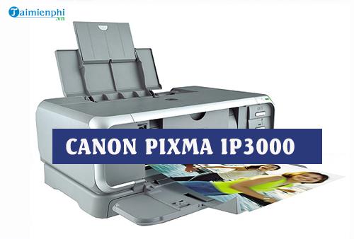 driver canon pixma ip3000