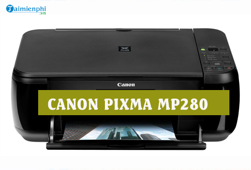 driver canon pixma mp280 for mac