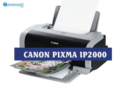 driver canon pixma ip2000
