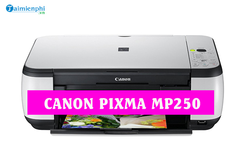 driver canon pixma mp250 for mac