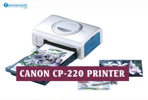 driver canon cp 220 printer