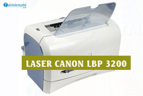 driver laser canon lbp 3200