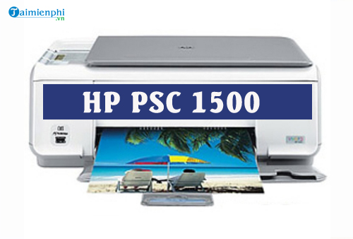 driver hp psc 1500