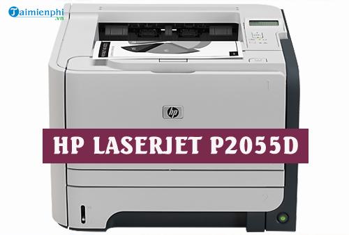 driver hp laserjet p2055d