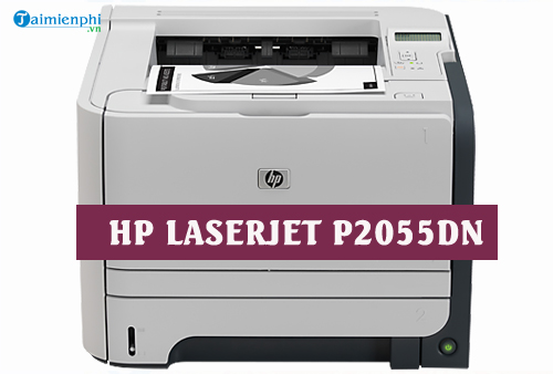 driver hp laserjet p2055dn for mac