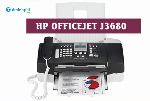 driver hp officejet j3680 for mac