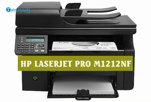driver hp laserjet pro m1212nf for mac