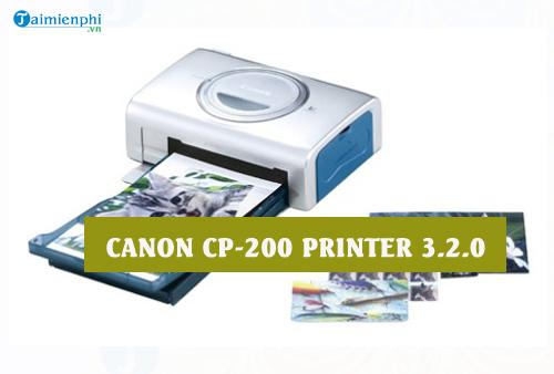 driver canon cp 200 printer 3 2 0