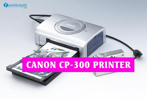 driver canon cp 300 printer