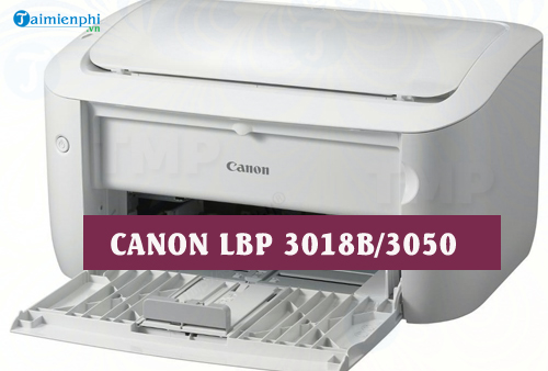 may in canon lbp 3018b 3050