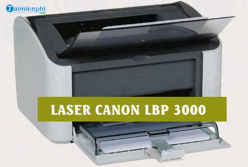 may in laser canon lbp 3000