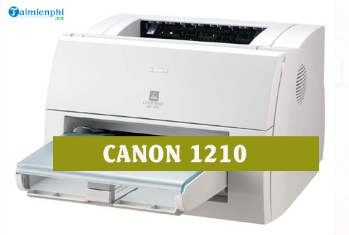 driver canon 1210