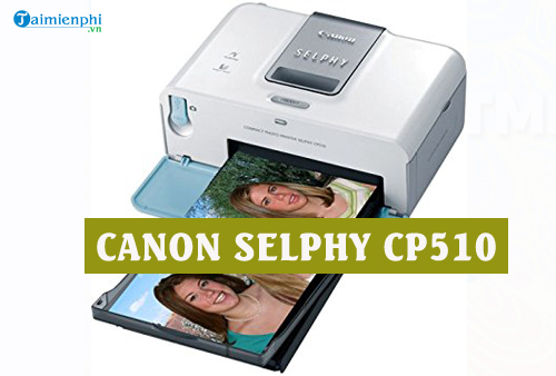 canon selphy cp510