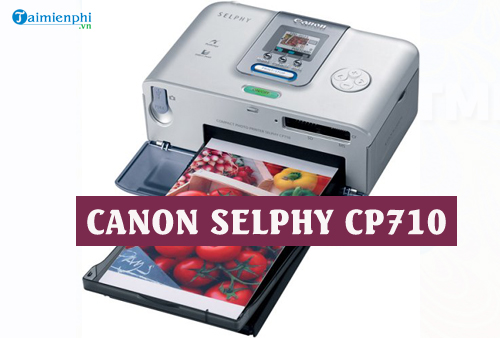 canon selphy cp710