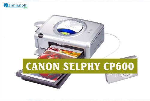 driver canon selphy cp600