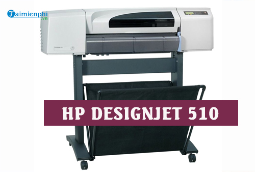 driver hp designjet 510 for mac