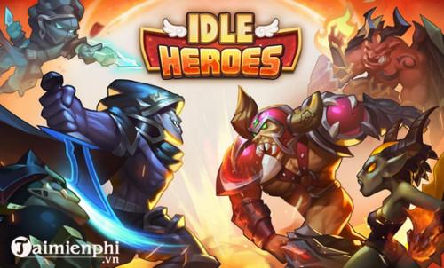 tai game idle heroes