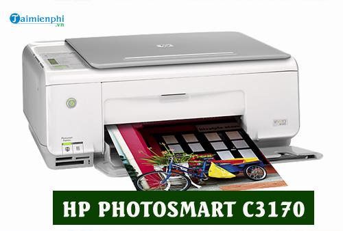 driver hp photosmart c3170 for mac