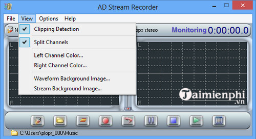 ad stream recorder