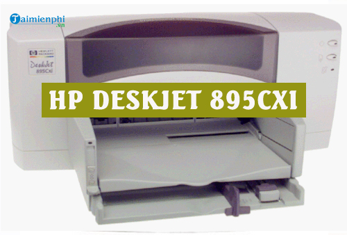 driver hp deskjet 895cxi for mac