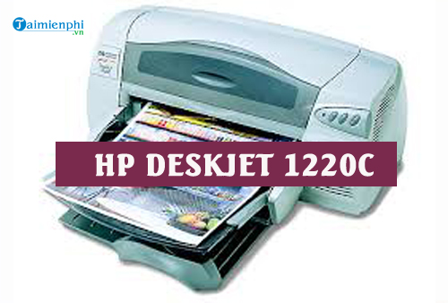 driver hp deskjet 1220c for mac