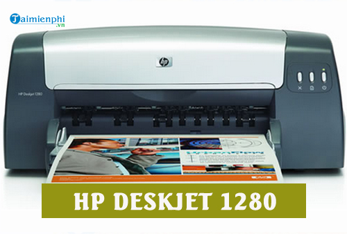 driver hp deskjet 1280 for mac