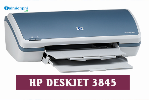 driver hp deskjet 3845 for mac