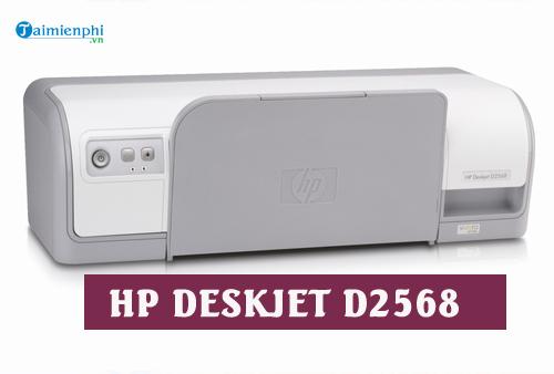 driver hp deskjet d2568 for mac