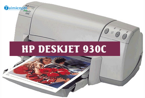 driver hp deskjet 930c for mac