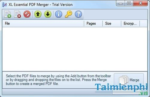 xxl essential pdf merger