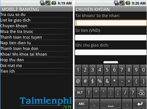 dab mobile banking